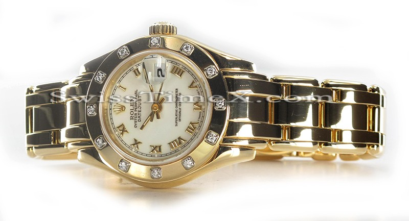 Rolex Lady Datejust 69138
