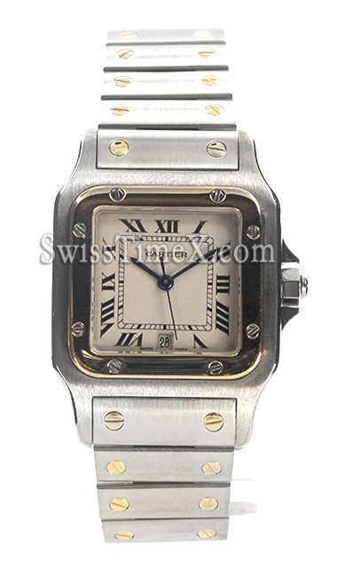 Cartier Santos W20011C4 - Click Image to Close