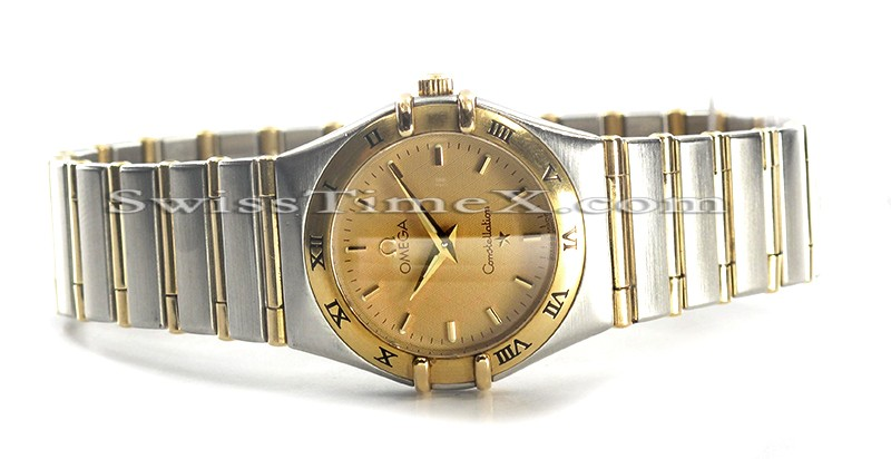 Omega Constellation Mesdames Mini 1262.10.00